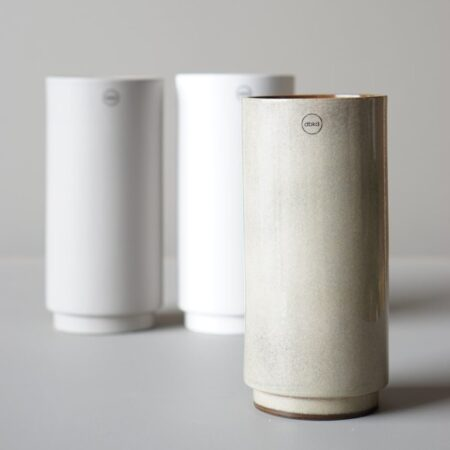 DBKD Solid pot high white