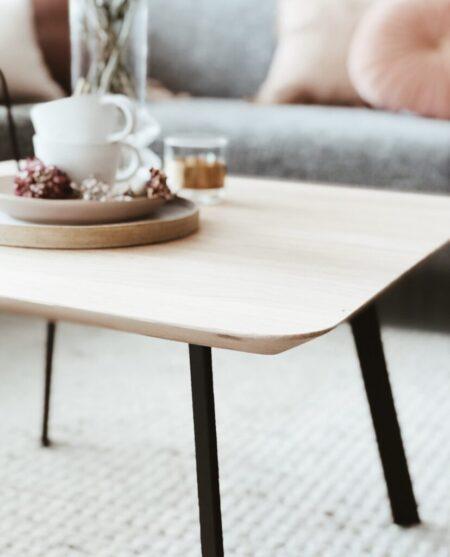 Studio Henk New Co Coffee Table 120 rechthoek