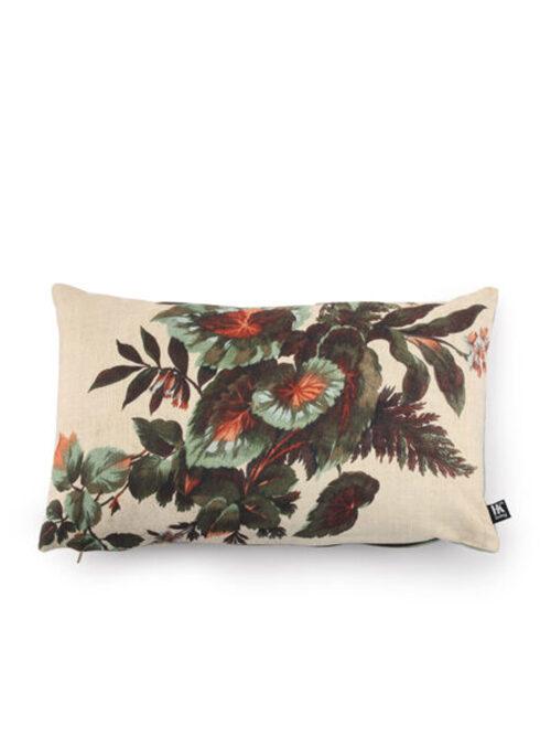 HKliving printed cushion kyoto