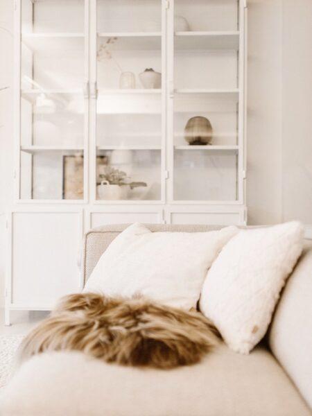 Spring Store kussen Fake fur 40x60cm (groot)