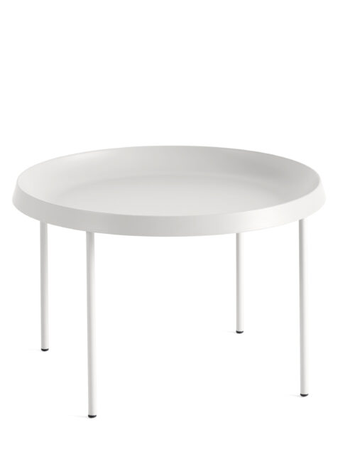 Hay toulou coffee table off white (light grey) 55x35 cm