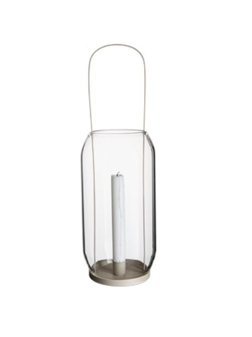 Ernst lantaarn beige 40 cm