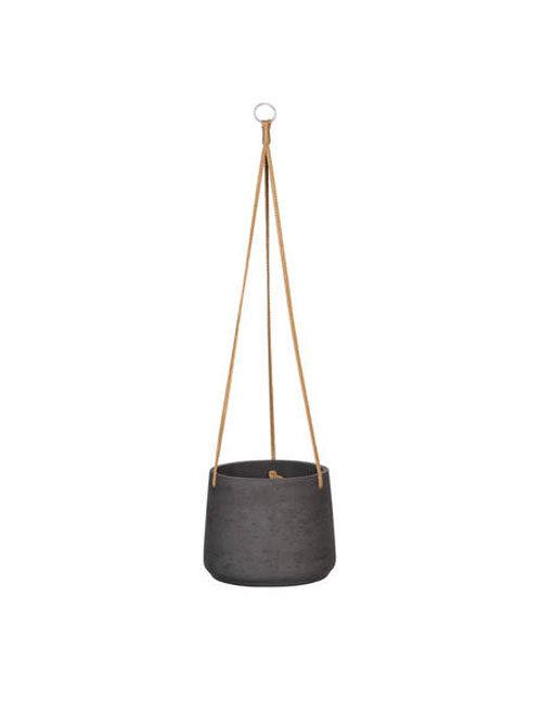 Pottery Pots hangpot antraciet/zwart S
