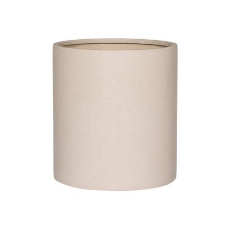 Max pot M natural white