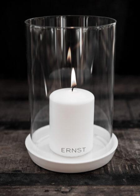 Ernst lantaarn stompkaars