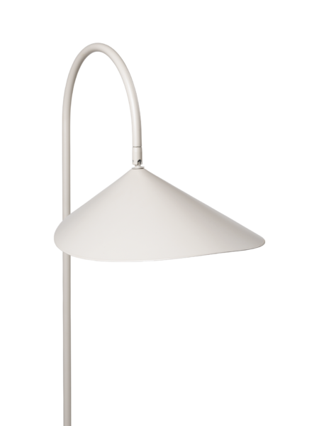 Ferm Living vloerlamp Arum Cashmere