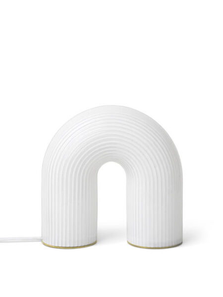 Ferm Living Vuelta table lamp wit