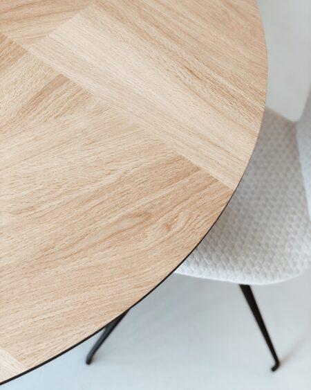 Hay tulou coffee table off white (light grey) 75x35 cm
