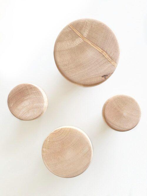 Housevitamin houten wandhaken