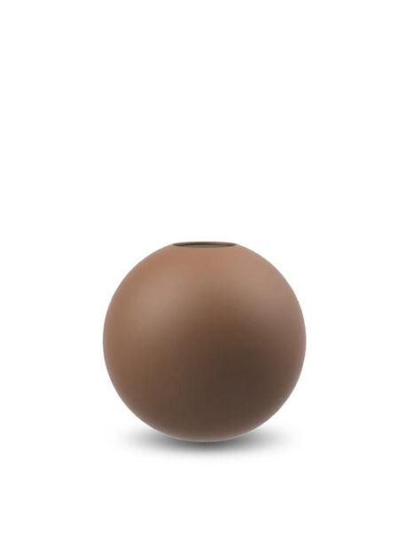 Cooee Design vaas Ball Coconut 10cm
