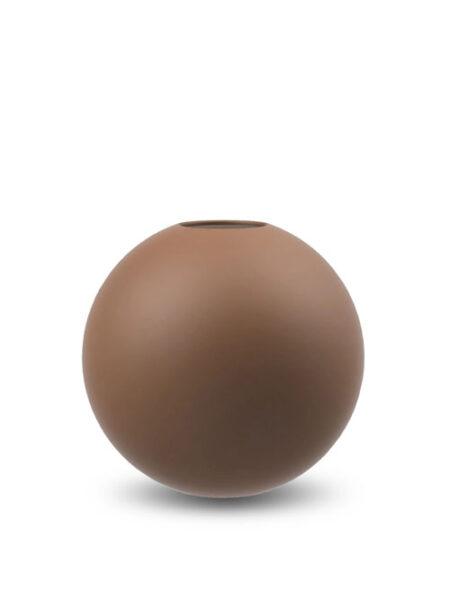 Cooee Design vaas Ball Coconut 20cm