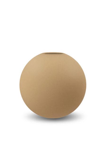 Cooee Design vaas Ball Peanut 20cm