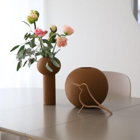 Cooee Design vaas Pillar Coconut 24cm