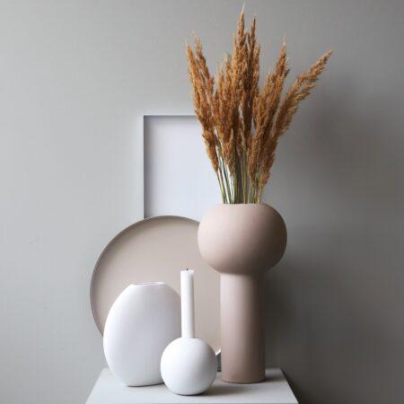 Cooee Design vaas Pillar Sand 32cm