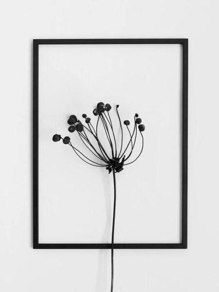 Moebe fotolijst zwart A3