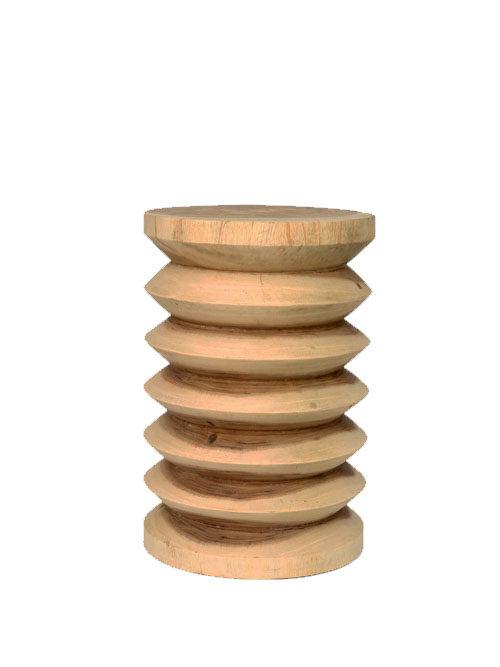 Bazar Bizar bijzettafel hout