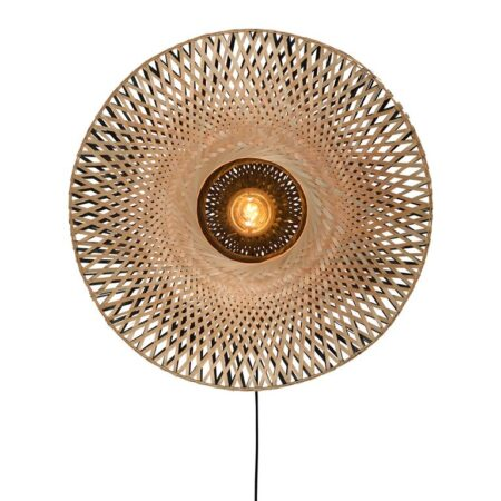 Good & Mojo Kalimantan wandlamp S