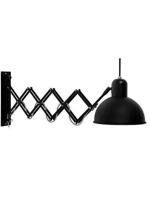 Its about Romi Aberdeen wandlamp zwart