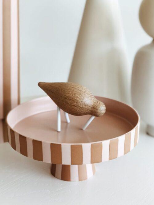 Normann Copenhagen Shorebird Small eiken/wit