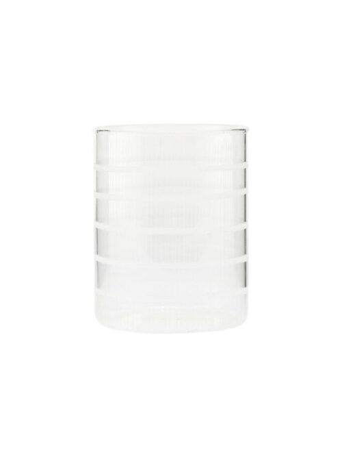 House doctor Tealight holder Breeze Clear