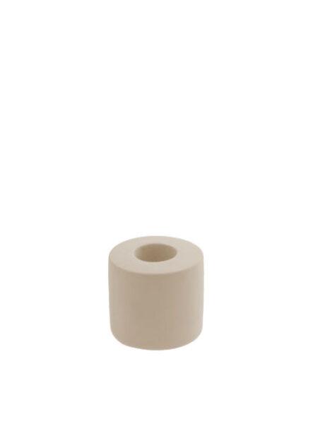 Storefactory kandelaar beige klein