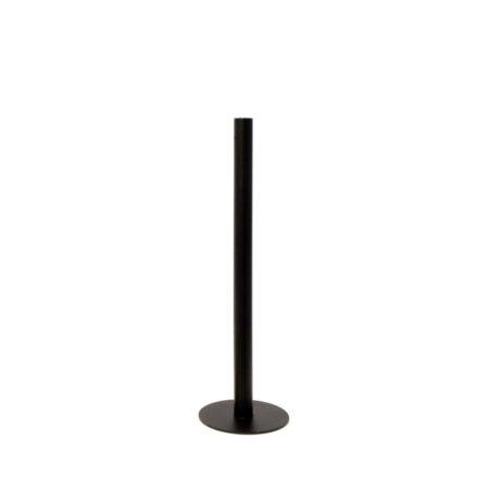 Storefactory vloerkandelaar zwart maat L