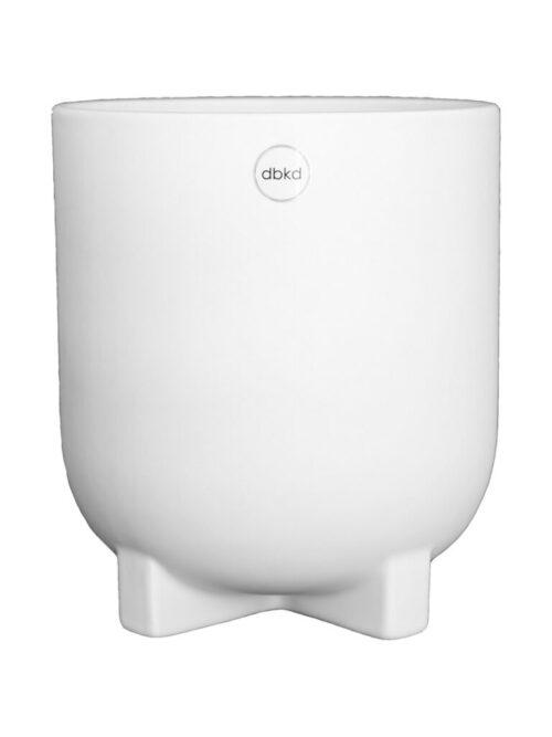 DBKD Pot plus small white