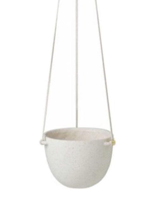 Ferm Living Speckle hangpot large
