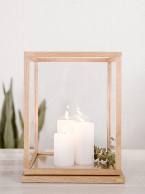 Kaarsen & kaarsenhouders
