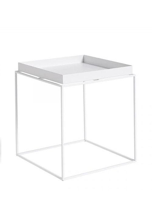 Hay Tray Table Medium Square wit