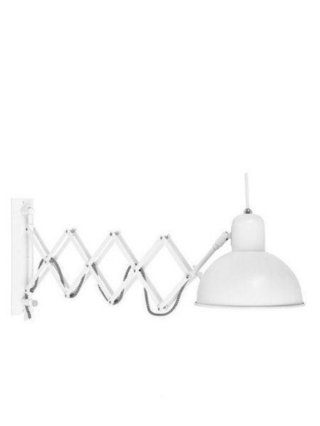 Its about Romi Aberdeen wandlamp wit
