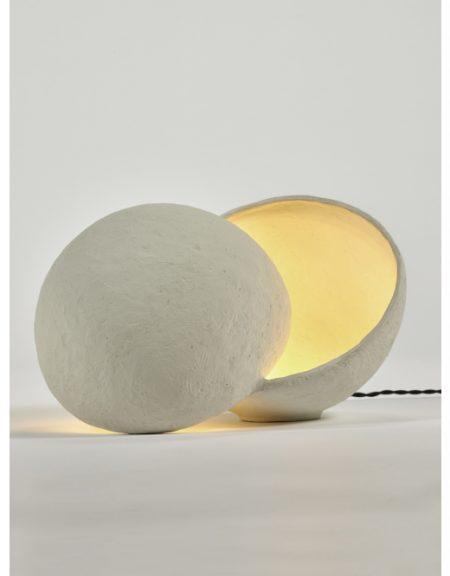 Serax tafellamp White Earth rond