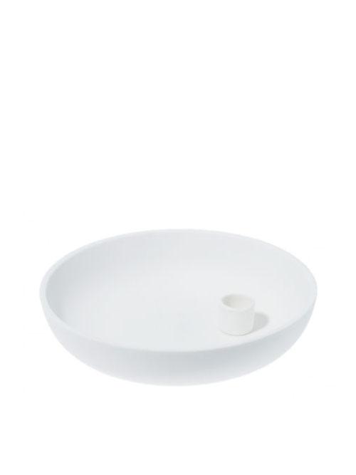 Storefactory witte kandelaar schaal Lidatorp